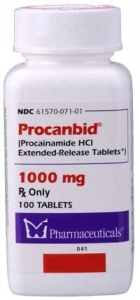 Procainamid tablet