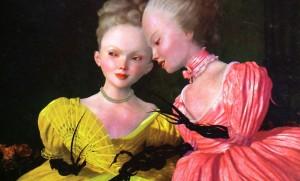 iki kadın